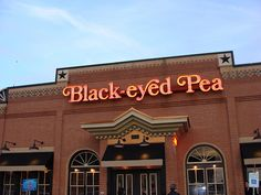 """black eyed pea restaurant - """"best home-cooked food ever! Love the chicken fried chicken and fried corn. And what about their homemade bread and CORNBREAD!"""""""