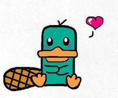 Perry the Platypus (Perry, o ornitorrinco)