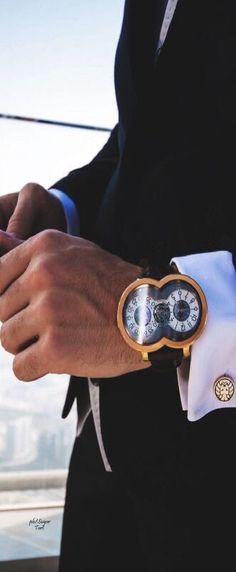 The Wealthy Gentleman #Luxurydotcom