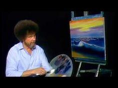 S12E9 Tropical Seascape - (Bob Ross) - YouTube