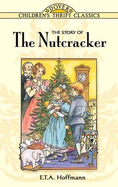 Story of the Nutcracker Ballet Book
