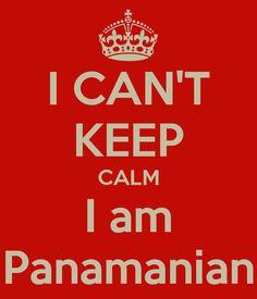 No puedo mantener la calma , Soy Panameño ! ;)