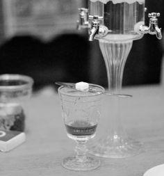 Zeitreise   Fräulein Gwendolyn/ Grotesque Absinthe / Bar/ Aachen