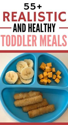 Healthy Toddler Meals, Toddler Dinners, Healthy Lunches, Toddler Finger Foods, Easy Meals For Toddlers, Foods For Picky Toddlers, Kid Lunches, School Lunches, Meals For Children