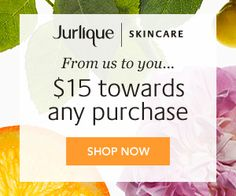 March offers from Jurlique