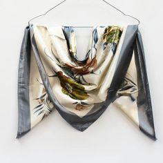 Foulard En Soie Cachemire - Abstract-3 Par Css Vida Vida 8v69xwWb