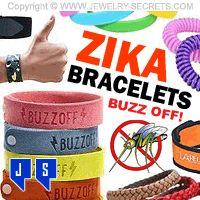 ►► ZIKA VIRUS MOSQUITO REPELLENT BRACELETS ►► Jewelry Secrets
