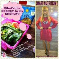 Happy #HumpDay with my #SmartNutrition #HealthTip. The most #delicious Brain power from @RawEcstasy #eatclean #RAW