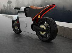 Tesla e-Bike by Antonio Serrano