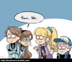 Opps someone just said her OS loudly xD My PC internet suddenly won't work this afternoon Q_Q Thank goodness I can still use my phone… Reverse Gravity Falls, Gravity Falls Funny, Gravity Falls Anime, Gravity Falls Fan Art, Gravity Falls Comics, Reverse Falls, Dipper And Pacifica, Gavity Falls, Dipcifica