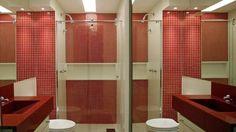 Não passe a toalha no espelho: ele poderá ficar manchado