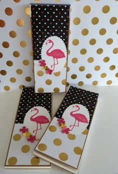 Bloc note, pop of paradise, touche de rose, flamant rose, stampin'up, fannystamp31