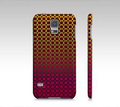 Psychedelic Retro Polka-dot Samsung Galaxy5 Case