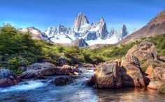 The diversity of Patagonia #landscape #diversity #patagonia #photography