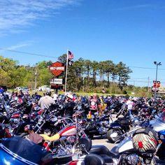 2014 Outer Banks Bike Week