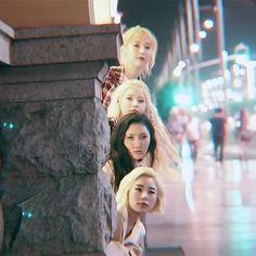J Pop, Kpop Girl Groups, Korean Girl Groups, Kpop Girls, Wheein Mamamoo, Solar Mamamoo, Good Luck To You, Taehyung, Hip Hop