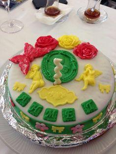 Mütiş baba butik pasta Haniel davet ve organizasyon