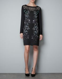 TUNIC WITH LACE BACK - Woman - New this week - ZARA United Kingdom