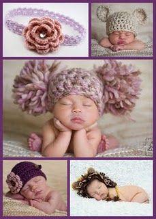 Baby, Crochet
