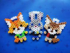 Zootopia perler beads