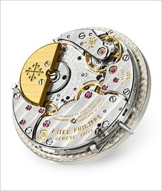 Patek Philippe - World Time Moon