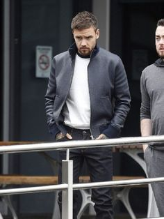 Here is a glorious item at topcelebsjackets of your favorite singer. Liam Payne looks stylish in this Black Jacket. This item is made in real leather. One Direction Tattoos, One Direction Harry, Liam Payne, Love U Forever, Normal Guys, Liam James, Stylish Jackets, Lady And Gentlemen, American Singers