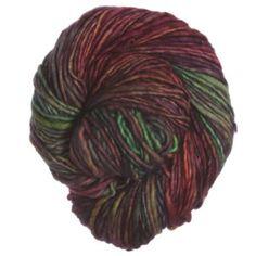 Malabrigo Rueca Handspun Yarn - 866 Arco Iris jimmy beans wool. DK weight