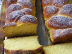 Citromos fonott kalács recept Hungarian Cake, Hungarian Recipes, Ring Cake, Cookie Desserts, Cake Cookies, Scones, Christmas Cookies, Banana Bread, Main Dishes