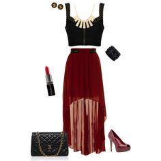 Love burgundy