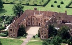 Sutton Place, Surrey - One-time owner, reclusive American billionaire owner Paul Getty, was convinced the house and garden were haunted, a lady in white being the most common garden sighting. Most Haunted, Haunted Places, Sutton Surrey, Brentwood Essex, Sutton Place, Historic Homes, England, Architecture, House Styles