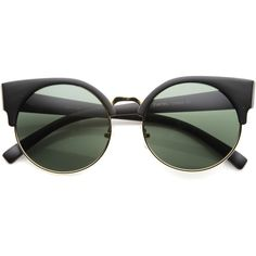 Vintage Inspired Round Circle Cat Eye Sunglasses 8785 (€8,90) ❤ liked on Polyvore featuring accessories, eyewear, sunglasses, round cat eye sunglasses, round circle sunglasses, round circle glasses, round cateye sunglasses and round glasses