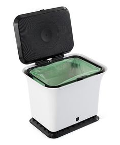 Another great find on #zulily! Fresh Air Odor-Free Kitchen Compost Collector #zulilyfinds