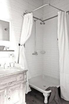 Vintage shower