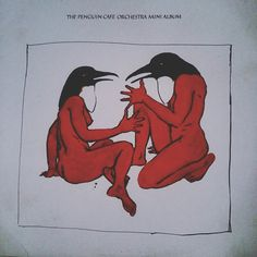 The Penguin Cafe Orchestra mini album