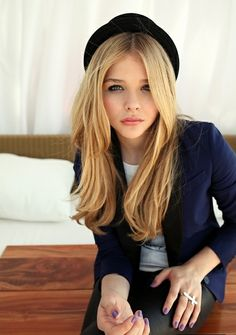 I chose Chloe Moretz because she has that innocent look that Alice portrays in the play. She is also a very great actress that can play many roles very well. Also the fact that she has a natural blonde hair and is in her teens clearly represents the character Alice.