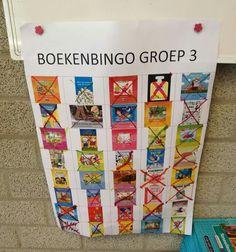Boekenbingo