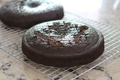 This Perfect Chocolate Cake Recipe is easy to throw together, uses common everyday ingredients and tastes amazing! You will never need another recipe again. Guaranteed. Great for birthdays, special occasions or makes a lovely dessert. I heart cake. Muchos muchos. My thunder thighs prove this fact. MY LATEST VIDEOS You probably already knew that considering...Read More