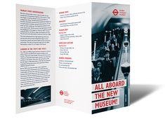 Exhibition & Museum Brochure Designs   LAYOUT   Pinterest ...