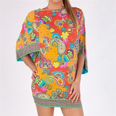 c571555c9d Trina Turk Summer of Love Cover-Up Tunic Von Maur Find Summer swimwear and  accessories at