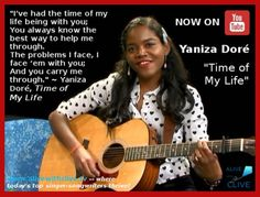 "To express your gratitude to family members and friends for their support and friendship through the good and challenging times, have them listen to ""Time of My Life"" by Yaniza Doré!"