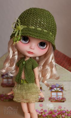 Love this Blythe hat.