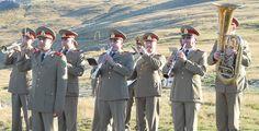 Dupa cinci ani de pauză, în Timişoara cântă din nou fanfara militară.