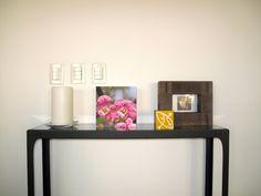 El Insta-cubo, es perfecto para colocar cualquier foto en espacios planos.  El porta retratos reinventado.