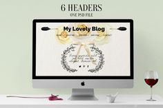 Check out Headers by Webvilla on Creative Market