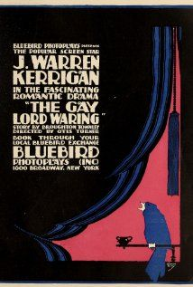 The Gay Lord Waring (1916) Poster