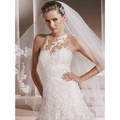Wedding Veil V-2855 La Sposa Pronovias Fashion Group 2016