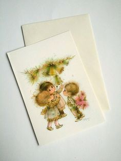 US $6.99 New in Collectibles, Paper, Vintage Greeting Cards