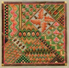 New Stitchery Projects - Laura Perin - Λευκώματα Iστού Picasa Broderie Bargello, Bargello Needlepoint, Needlepoint Stitches, Needlepoint Canvases, Needlework, Ribbon Embroidery, Cross Stitch Embroidery, Cross Stitch Patterns, Needlepoint Patterns