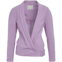 3.1 PHILLIP LIM Jacket ($244) ❤ liked on Polyvore
