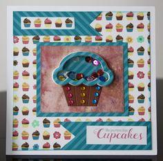 Ice Cream and Sweet Treat Shaker Cards | Lala's World